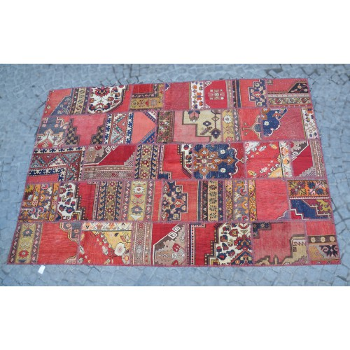 Kilim Handmade Patchwork Carpet