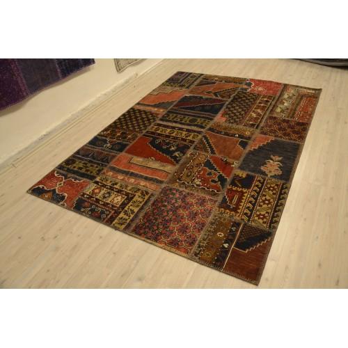 Handmade Patchwork Carpet