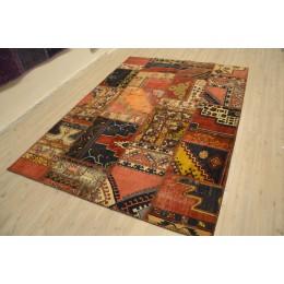 Handmade Patchwork Carpet naturel colour