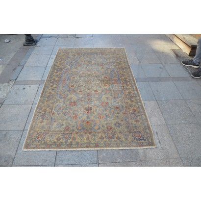 Turkish Oushak Rug