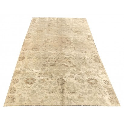 Beige Faded Rug